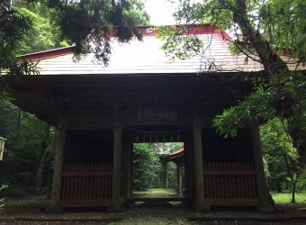 東浪見寺。山号は軍荼利山(ぐんだりさん)。軍荼利明王を祭っています。
