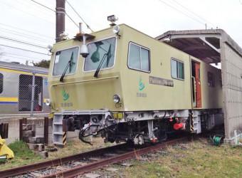 八積駅に常駐している作業車両(その2)