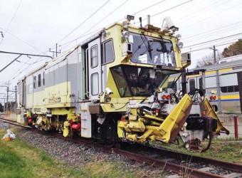 八積駅に常駐している作業車両(その3)