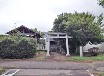 再び東峰神社(その2)。東峰十字路事件のあった頃は憶えていない。