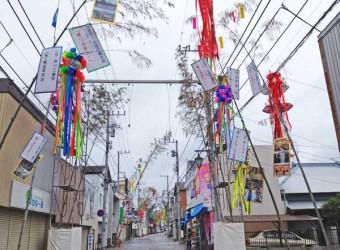 茂原の夏を彩る「七夕祭り」。このときだけ街は人がいっぱい!