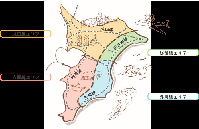 房総MAP