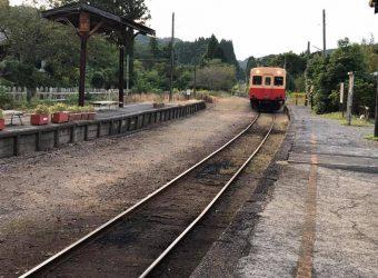小湊鉄道 上総中野駅