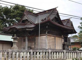 八坂神社(睦沢町)